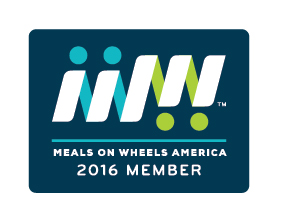 The Meals on Wheels America logo and 'Together, We Can Deliver are trademarks of Meals on Wheels America and are used under license.